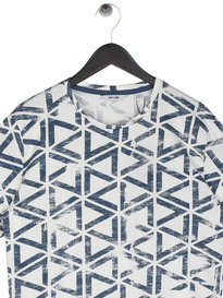Only & Sons Benn Longy T-Shirt Blue