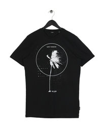 Only & Sons Dark Fitted T-Shirt Black