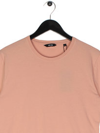 Only & Sons Matt Longy Short Sleeve T-Shirt Pink