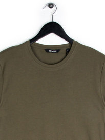 Only & sons Matt Longy SS T-Shirt Green