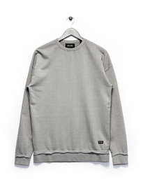Only & Sons Milo GMT Crew Sweat Top Grey