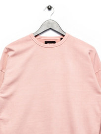 Only & Sons Milo GMT Sweat Top Pink