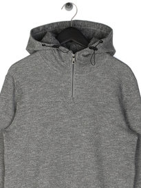 Only & Sons Morten Melange Hoody Grey