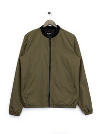 Only & Sons Norm Bomber Jacket Green
