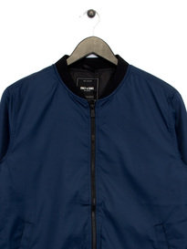 Only & Sons Norm Bomber Jacket Navy