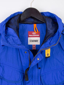 Parajumpers Dubhe Jacket Royal Blue