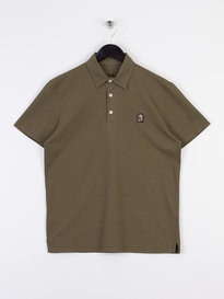Parajumpers Hugh Polo Shirt Khaki