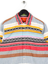 Scotch & Soda Pattern Shirt Multi