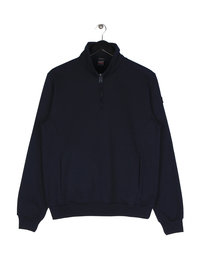 Paul & Shark 1/2 Zip Sweat Navy