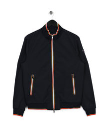 Paul & Shark Arm Logo Jacket Navy