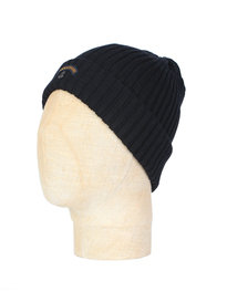 Paul & Shark Beanie Black