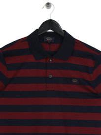 Paul & Shark Polo Shirt Burgundy
