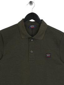Paul & Shark Polo Shirt Green