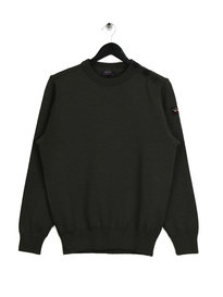 Paul & Shark Knitted Crewneck Green