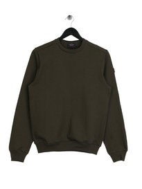 Paul & Shark Crewneck Sweat Green