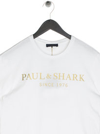 Paul & Shark Logo T-Shirt White