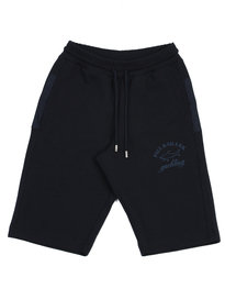 Paul & Shark Logo Short Navy