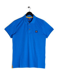 Paul & Shark Pique Polo Blue