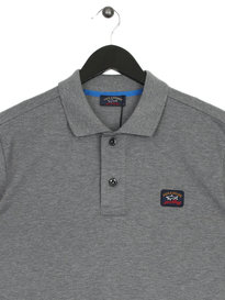 Paul & Shark Pique Polo Grey