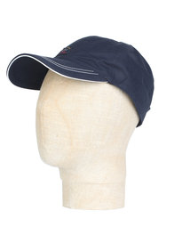 Paul & Shark Woven Baseball Cap Navy