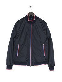 Paul & Shark Woven Jacket Navy