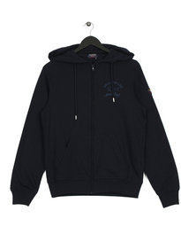 Paul & Shark Zip Up Hoody Navy