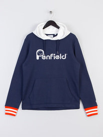 Penfield Allston Hooded Sweat Navy