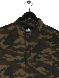 Penfield Blackstone Long Sleeve Shirt Camo