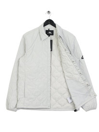Penfield Blackstone Quilted Jacket Silver