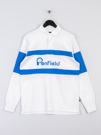 Penfield Cass Rugby Sweat White