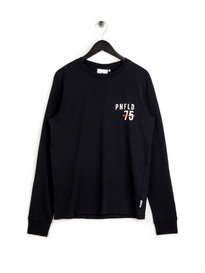 Penfield Evan Long Sleeve T-shirt Black