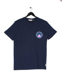 Penfield Feldman Crew Neck T-Shirt Navy
