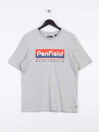 Penfield Kenmore T-Shirt Grey