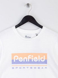 Penfield Kenmore T-Shirt White