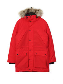 Penfield Kirby Jacket Red