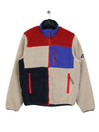Penfield Mattawa Colour Blocked Fleece Multicoloured