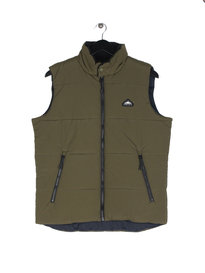 Penfield Washburn Vest Green