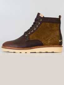 POINTER KANE LEATHER BOOT BROWN