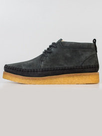 POINTER KARL LEATHER BOOT BLACK