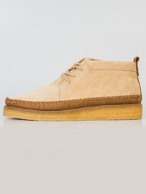 Pointer Karl Leather Boot Sand