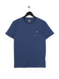 Polo Ralph Lauren Basic T-Shirt Blue