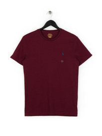 Polo Ralph Lauren Basic T-Shirt Burgundy