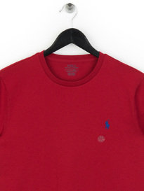 Polo Ralph Lauren Basic T-Shirt Red