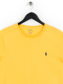 Polo Ralph Lauren Basic T-Shirt Yellow