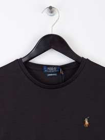 Polo Ralph Lauren Pima Short Sleeve T-Shirt Black
