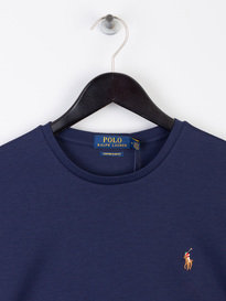 Polo Ralph Lauren Pima Short Sleeve T-Shirt Navy