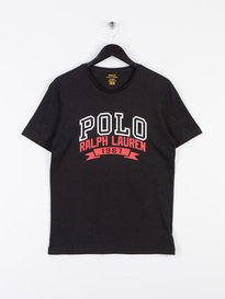 Polo Ralph Lauren Polo Logo T-Shirt Black