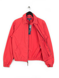 Polo Ralph Lauren Poplin Jacket Red