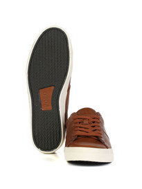 Polo Ralph Lauren Sayer Trainer Brown