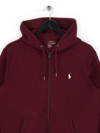 Polo Ralph Lauren Tech Fleece Hoodie Wine